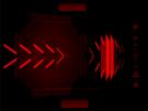rojo flecha